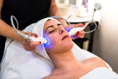 Face cleansing at the beautician's: is it effective?
