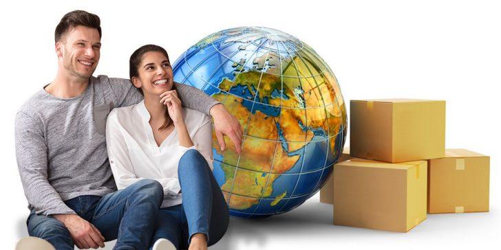 international moving company worldwide