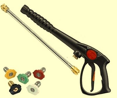 Best 7 Steps- How to Safely Use a Pressure Washer Spray Gun