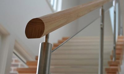 Handrails at Office