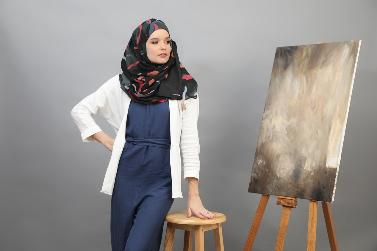 Top 9 Stylish Hijab Outfits For Summer 2019