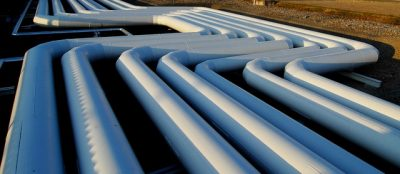 The design of metal pipes