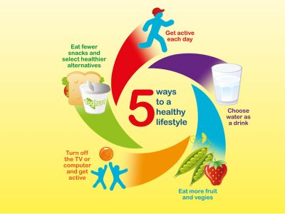 5 Tips for Getting Healthier