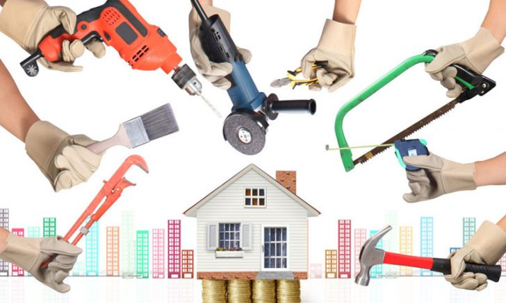5 Power Tools You Need To Renovate Your Home