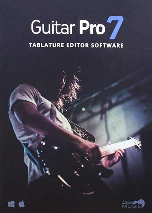 Guitar Pro 7 - Tablature Editor Software