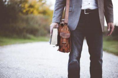 Man Bags: Should Men Carry Bags? Totes!