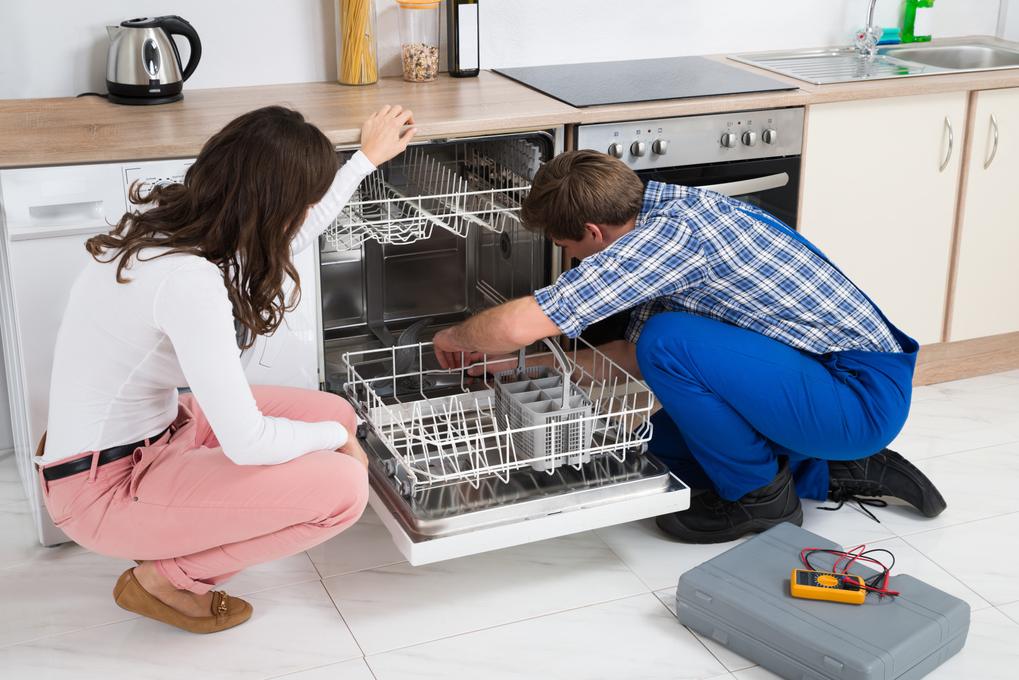 Dishes Not Getting Clean? 7 Telltale Signs You Need to Repair or Replace Dishwasher