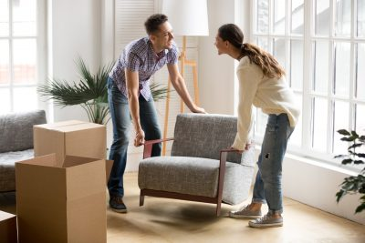Furnishing a New Home: How to Buy Furniture When You Have No Money
