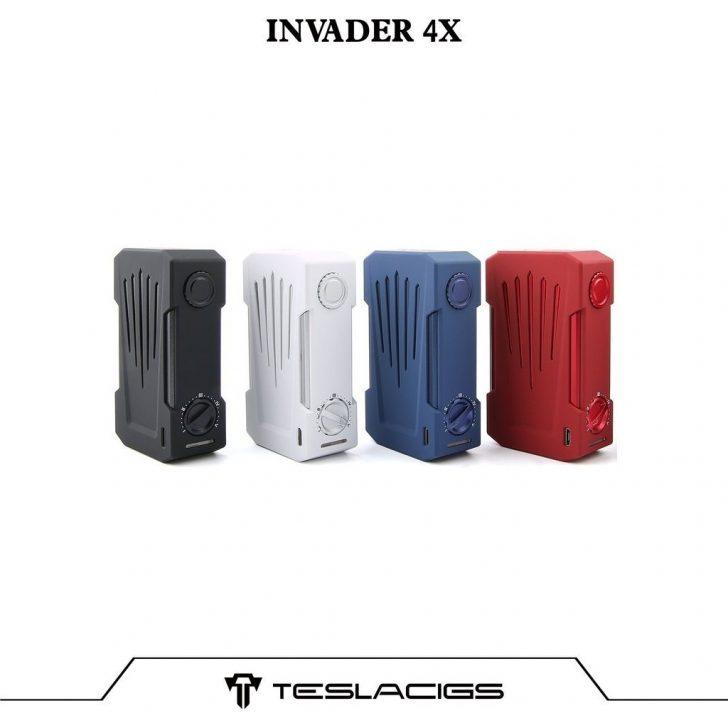 Tesla Invader 4X