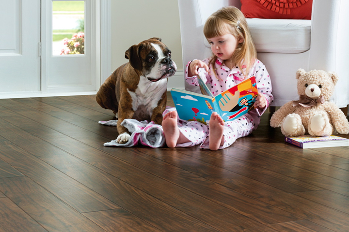 How To Keep Your Floors Clean With Pets And Kids