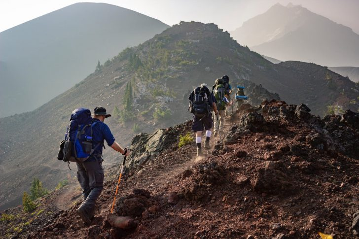 Seven Methods Which Will Help You Master Hiking Skills