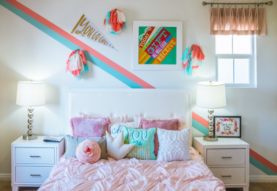 Fun Ways to Decorate Your Kid's Bedroom