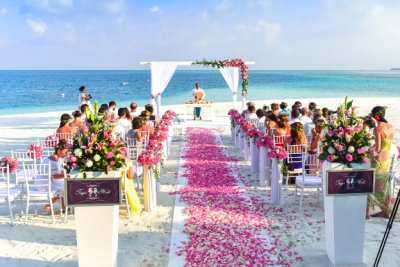 Eleven Reasons Why You Should Have A Destination Wedding