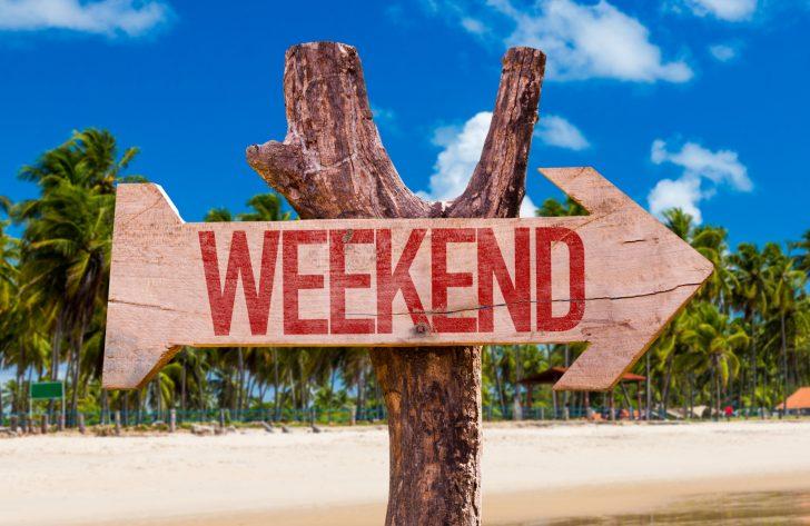 10 Reasons You Need to Plan a Weekend Getaway ASAP