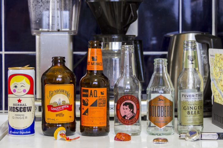 Best Ginger Beer Brands You Must Try