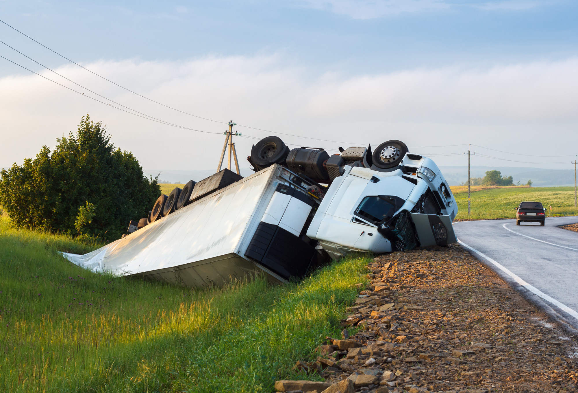 How Are Semi Truck Accidents Different Than Normal Auto Accidents?