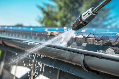 Squeaky Clean Gutters: 8 Reasons Why Gutter Cleaning Is Important