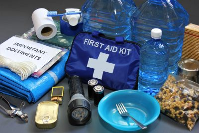The First Three Days After Disaster: What You Need in Your 72 Hour Kit