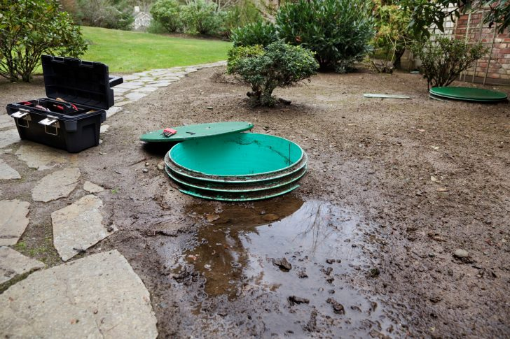 What to Do About That Stinky Sewage Under Your Home