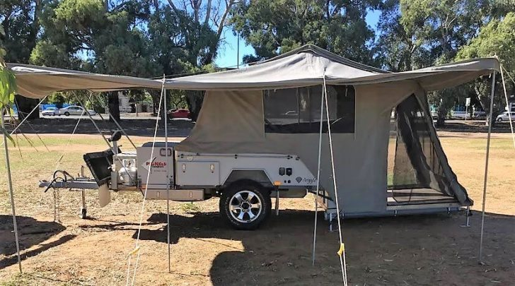 A Guide to Buying Hard Floor Camper Trailers