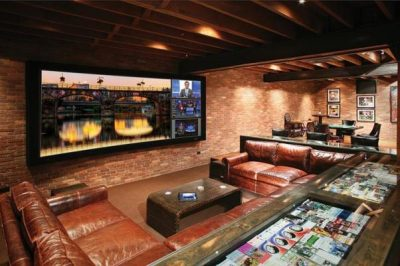 IMPROVING THE SOUND QUALITY OF THE HOME THEATRE