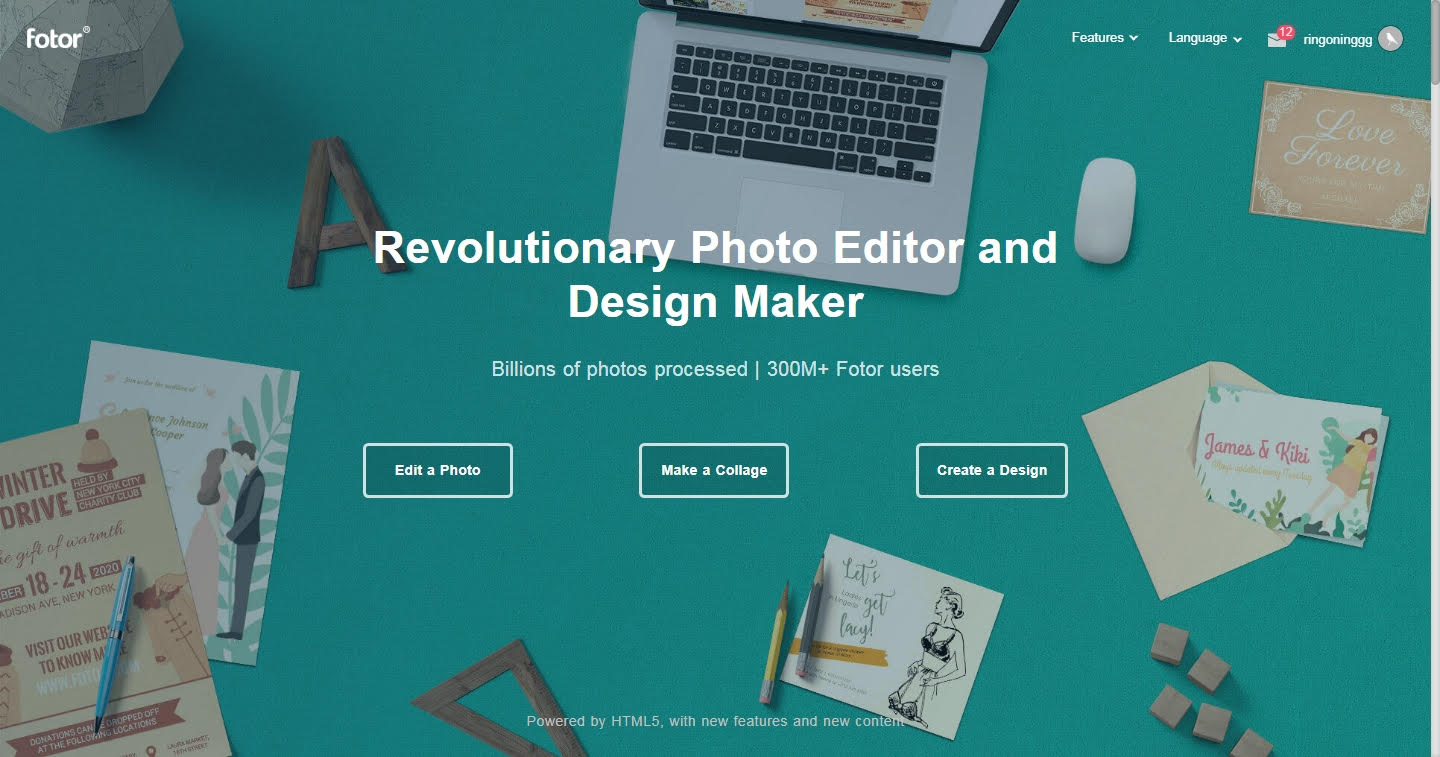 Great Online Photo Editor