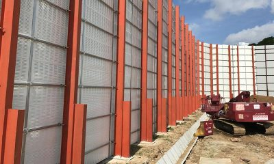 Benefits of Noise Barrier During Construction?