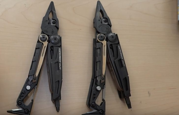 Pocket Knives – Leatherman 850122 MUT Tactical Multi-Tool, Black Oxide Coating Review