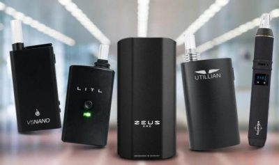 5 Great Portable Vaporizers To Try in 2019