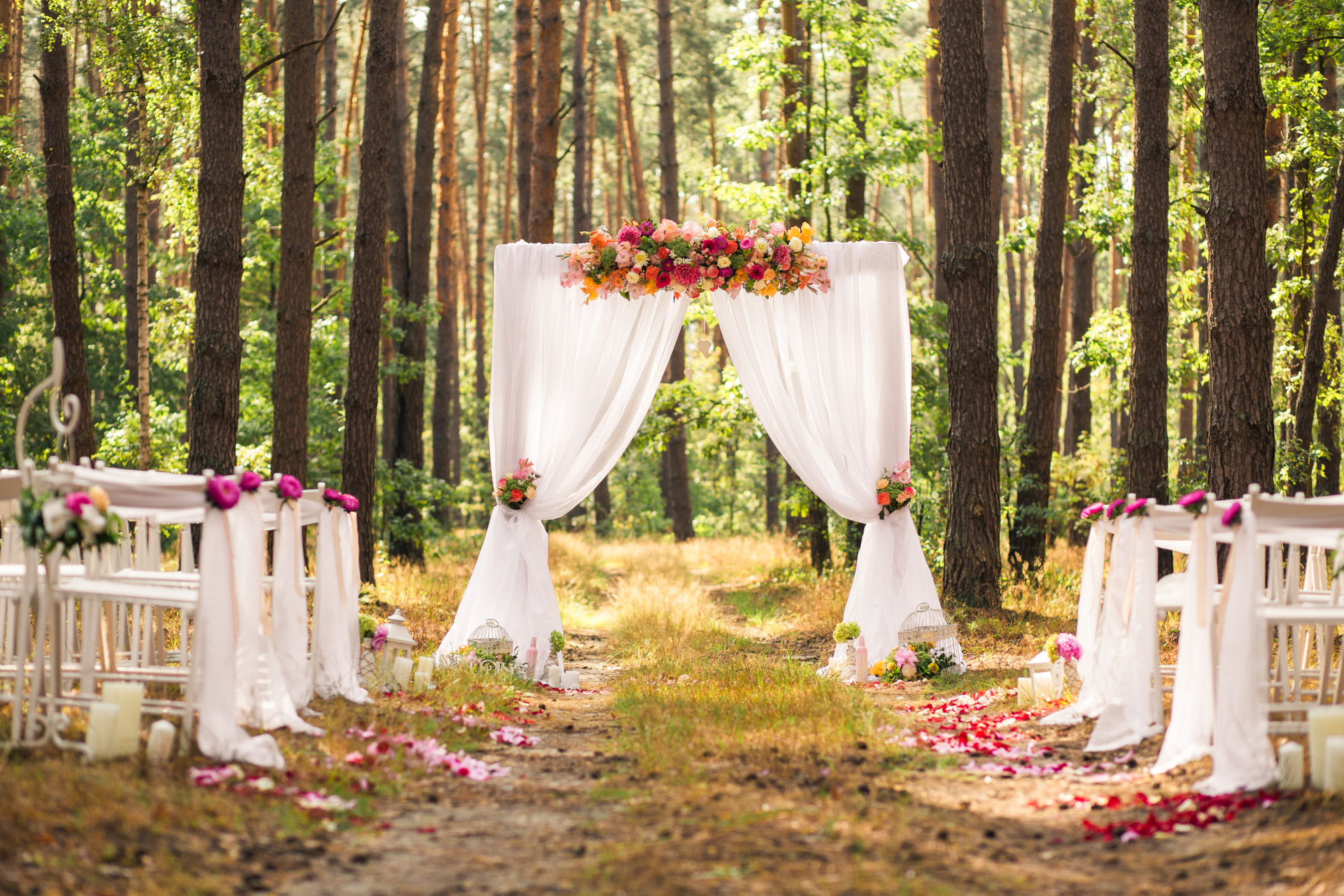 10 Top Wedding Themes Right Now