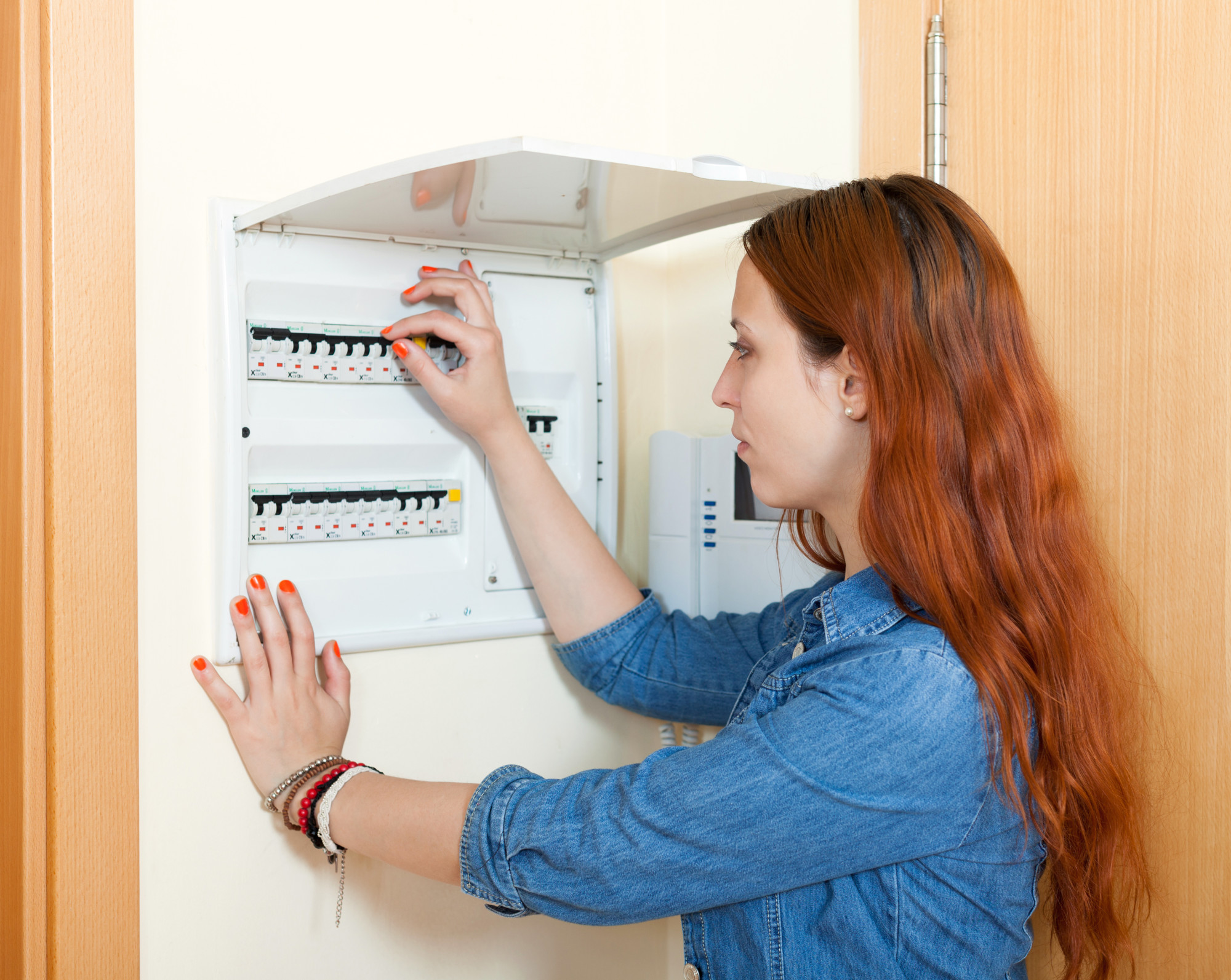 5 Stylish Ways to Hide Electrical Panel and Wiring