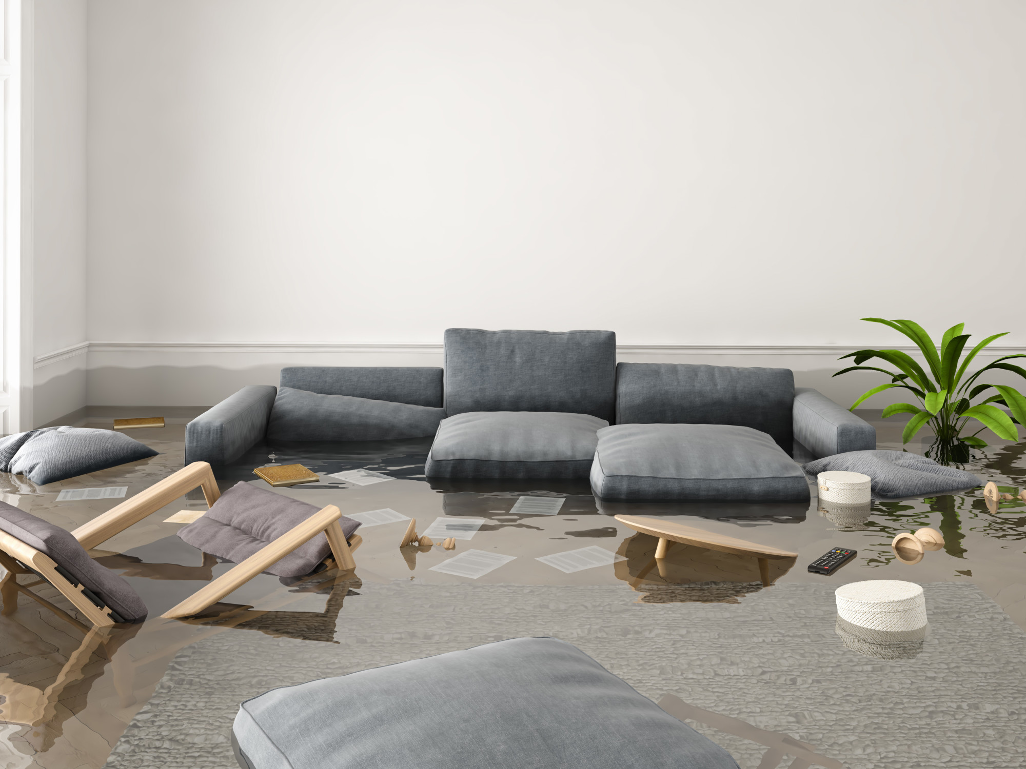 5 Water Damage Restoration Tips to Get Your Home Back in Order