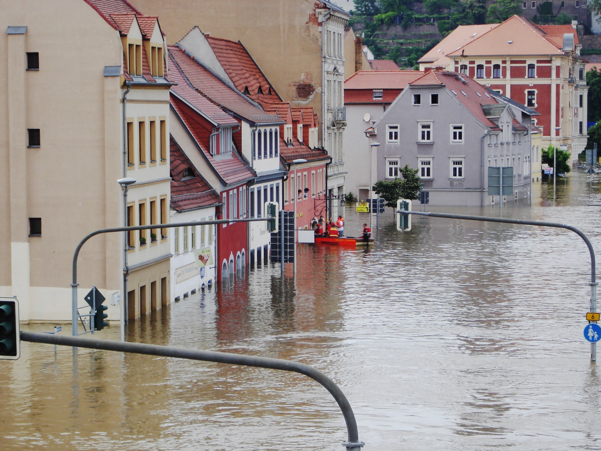 Cleaning Up After a Flood: 5 Ways to Save Your Home