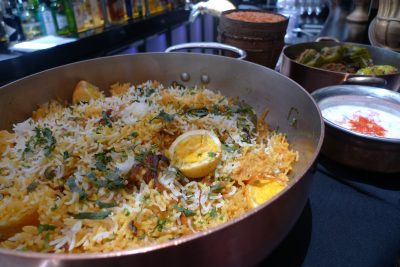 hyderabadi egg biryani recipe