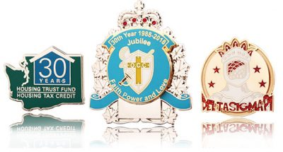 Types of Enamel Pins