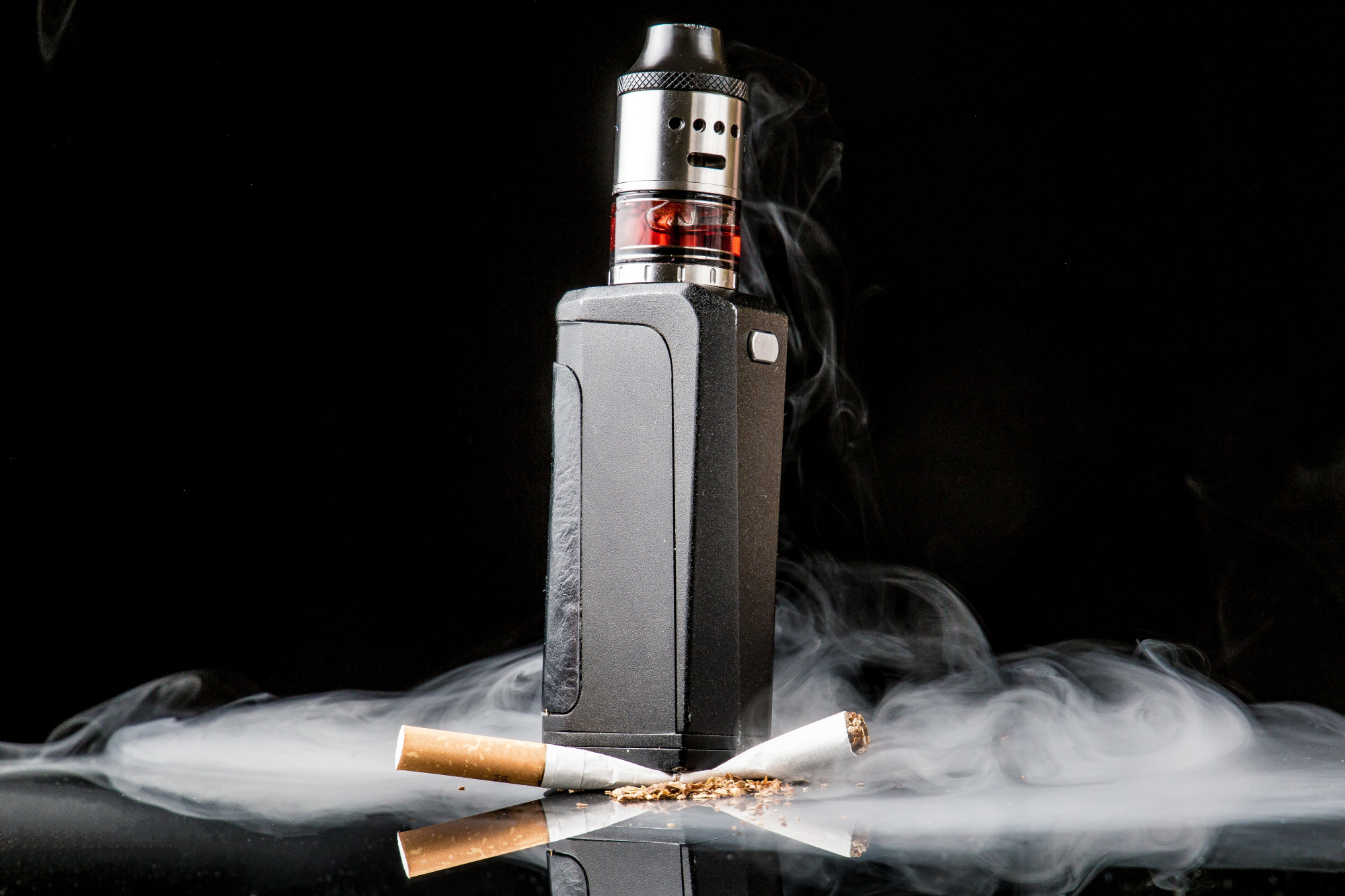 Vapor Vs. Smoke: Is Vaping Really a Healthier Alternative to Cigarettes?
