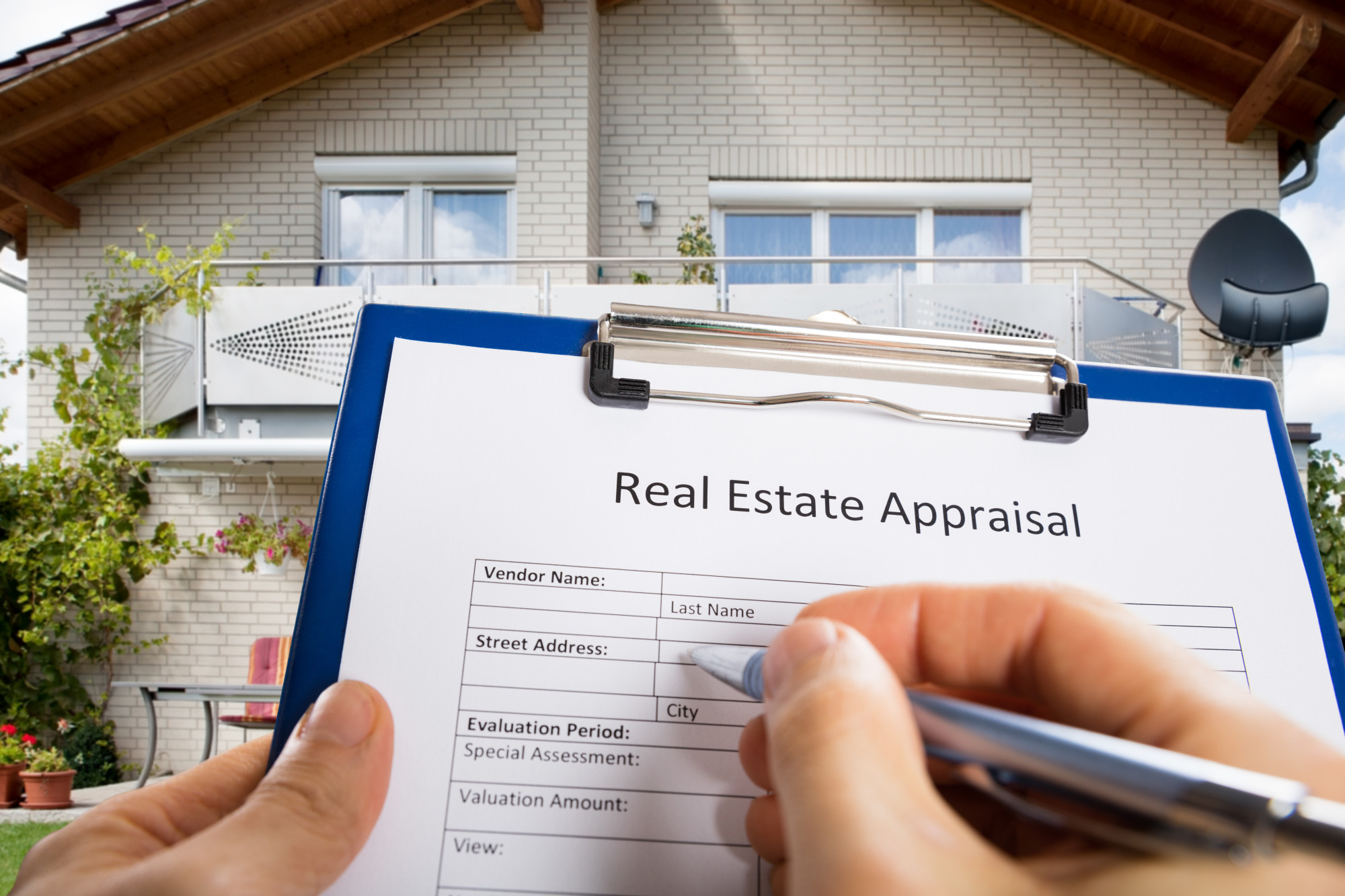 What Do Appraisers Look for When Valuing Your Home?