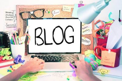Nudge Your Inner Writer – 5 Ways to Get Up and Blogging Again