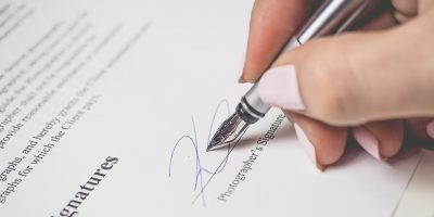 How to write a Good Estate sale contract