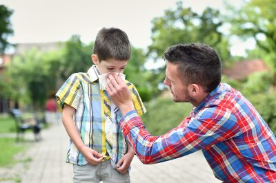 DO YOU KNOW YOUR CHILD COULD BE ALLERGIC TO YOUR HOME?