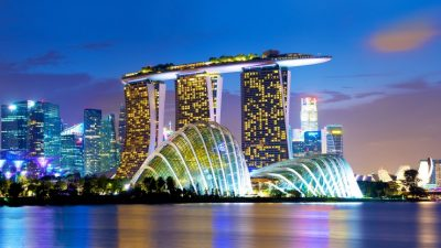 Experience Singapore and Marina Bay Sands at its best