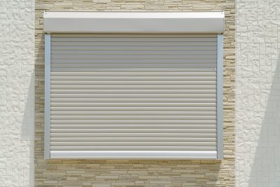 security shutters for home