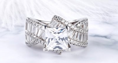 Proposing Soon? Choose Among Split Shank Engagement Rings