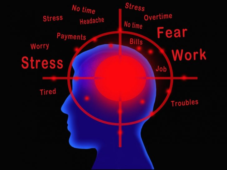 stress management symptoms