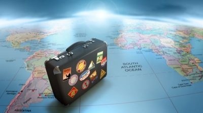travelling in abroad