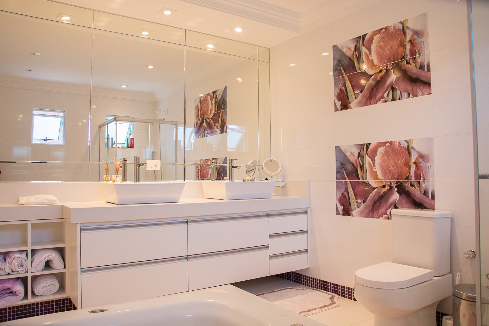 Decide on the Right Settings for Your Bathroom