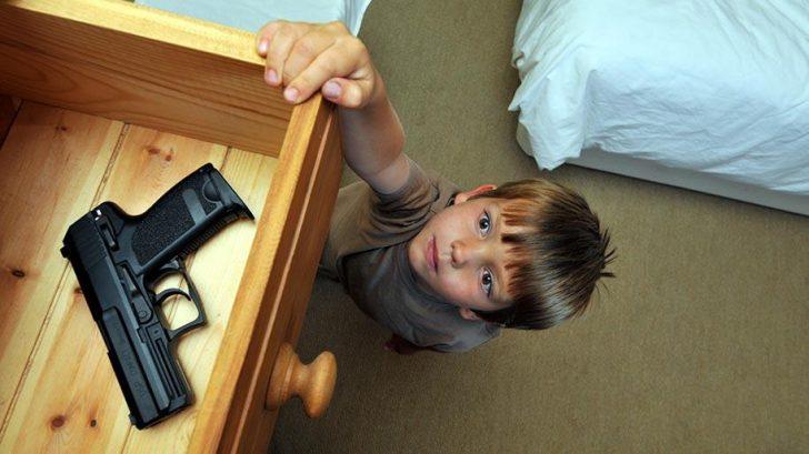 Keeping Kids Safe from Guns