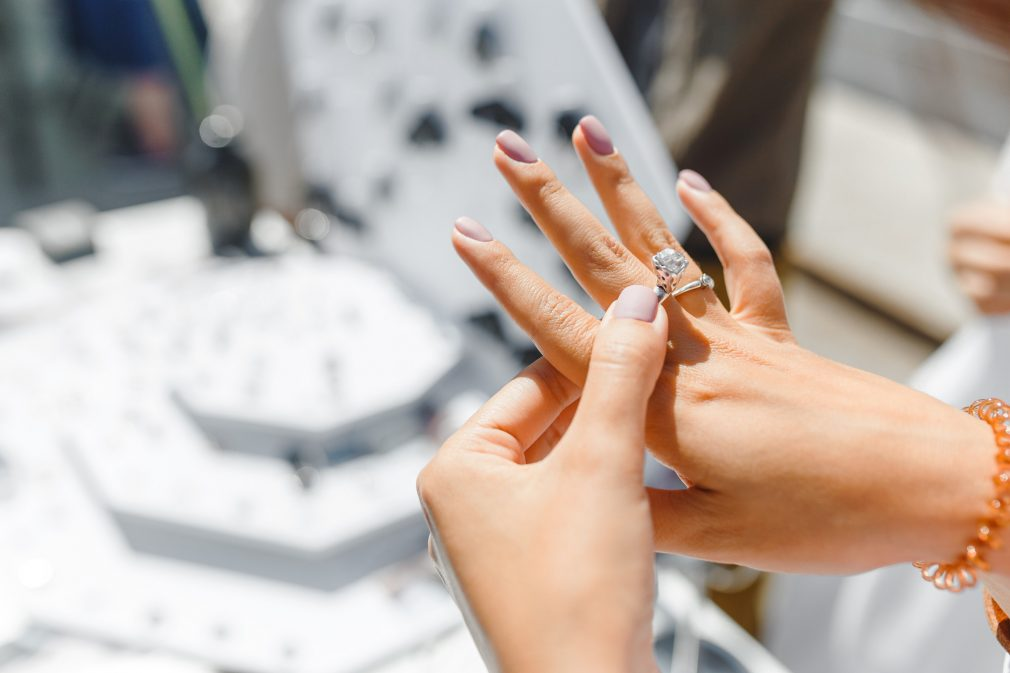 A simple guide on how to measure your ring size