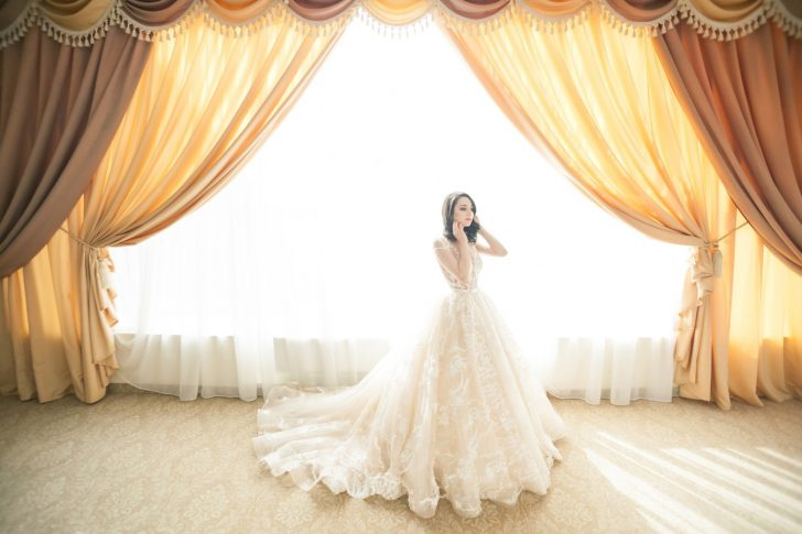 Bridal Wedding Dress Styles That Will Make You Look Slimmer