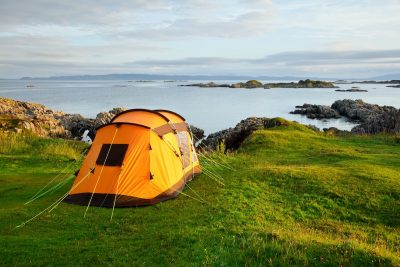 4 Convincing Reasons to Camp in Cornwall